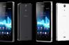 Sony Xperia V – parametry techniczne