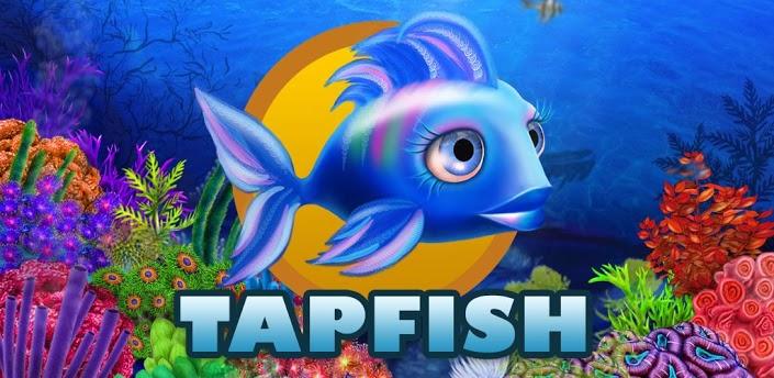 Tap fish dbaj o swoje akwarium android for Tap tap fish