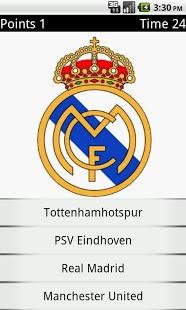 Football Quiz Logos Android