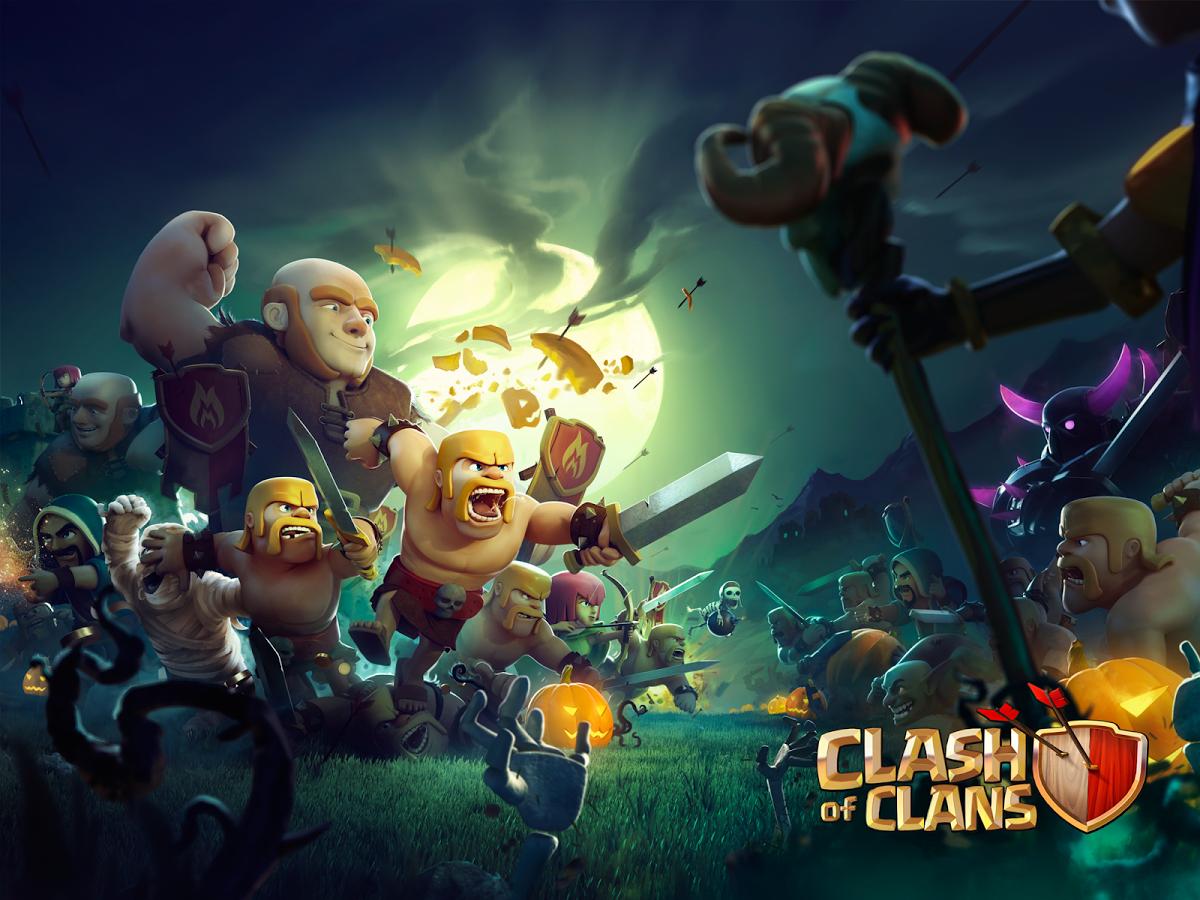 Коды скидки и промокоды Clash of Clans (Клэш …