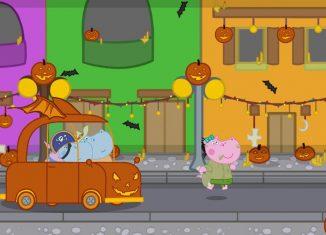 Hippo Halloween