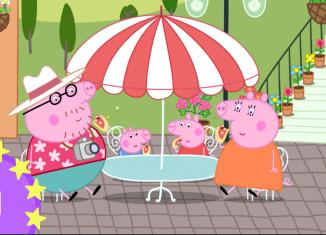 Wakacje Świnki Peppy