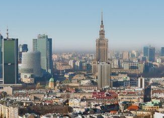 Tapety Warszawa